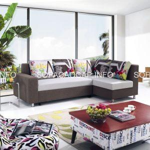 Lý do nên chọn mua sofa giường đa năng cho phòng khách nhỏ