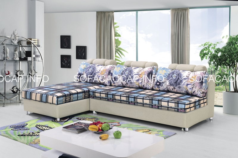 Sofa giường nhập khẩu tại Funika với lớp vải bọc có thể tháo rời dễ dàng, bạn sẽ chẳng cần lo khi sofa bị dính bẩn nữa