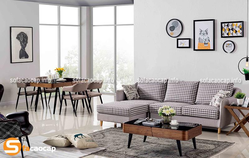 Ghế sofa cho chung cư nhỏ