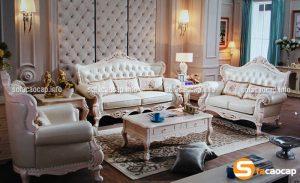 Mẫu ghế sofa cổ điển bán chạy nhất 2018