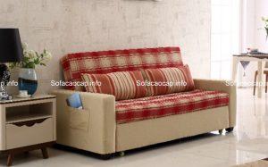 lựa chọn sofa giường cho phòng khách thêm đẹp