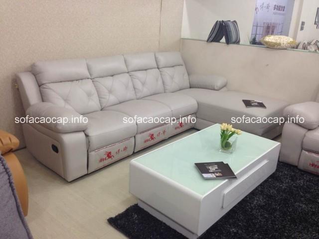 sofa thư giãn góc là sự lựa chọn hàng đầu của nhiều người