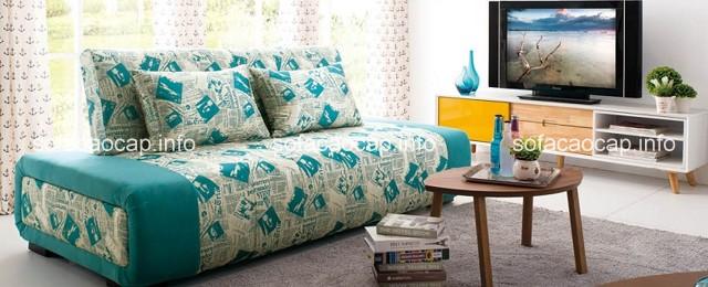 Các mẫu Sofa giường đa năng – sản phẩm lý tưởng cho căn hộ mini