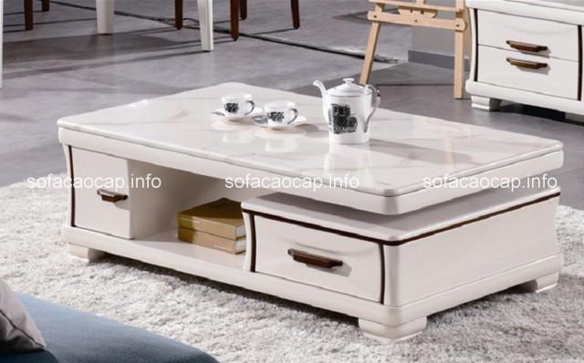 Các mẫu bàn trà sofa nhập khẩu đang trở thành xu hướng trang trí nội thất