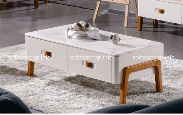 Bàn sofa là sản phẩm nội thất cần thiết đem đến sự tiện nghi