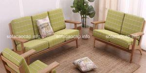 Có nên mua bàn ghế sofa nhập khẩu cho phòng khách gia đình?