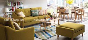 Giúp bạn lựa chọn ghế sofa phòng khách nhỏ cao cấp?