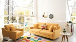 Chọn mua sofa phòng khách chung cư cần dựa trên những nguyên tắc nào?