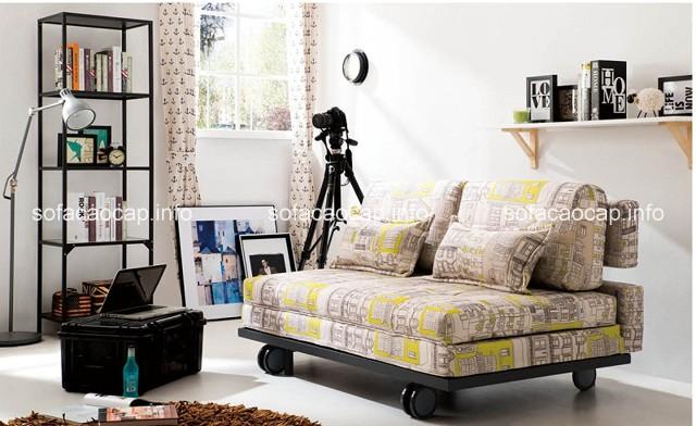 Ghế giường đẹp của Funika sẽ biến không gian sống của bạn trở nên thật cuốn hút