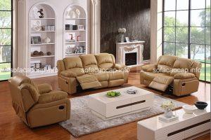 Những món đồ nội thất nào có thể kết hợp với bộ ghế sofa phòng khách nhỏ