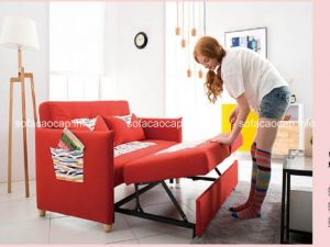 Giúp bạn kết hợp bàn trà đẹp với ghế sofa giường đa năng