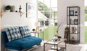 Với căn hộ nhỏ hẹp thì nên chọn mẫu sofa nào cho phù hợp?