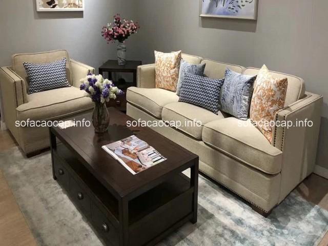 sofa vải có giá thành rẻ nhất nên khách hàng dễ chọn được một sản phẩm ưng ý nhất
