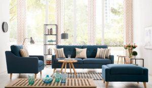 Những vị trí đặt sofa phòng khách bạn nên biết